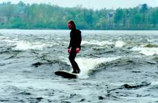 Riversurfing Kanada