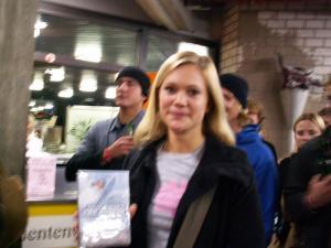 1. Platz Damen: Julia Rosemeier