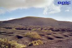 Lanzarote, Swell und Heuschrecken