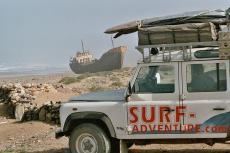 Mit dem Jeep durch Südmarokko