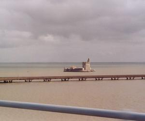 Überfahrt auf die Ile d'Oleron