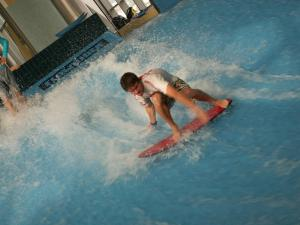 Flowrider Contest auf Borkum