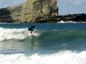 Flo Dob. rockt die Bucht in Langre