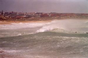 der Shorebreak