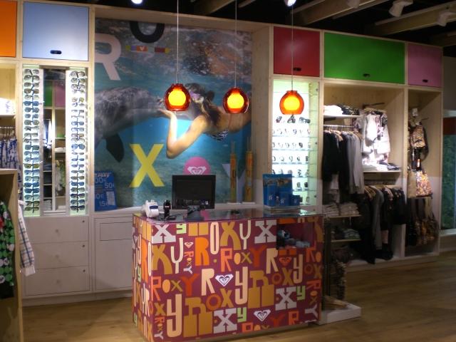 meet da51d 1faa7 Quiksilver präsentiert ersten Roxy-Shop in Deutschland