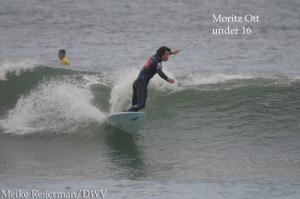 Moritz Ott in Action