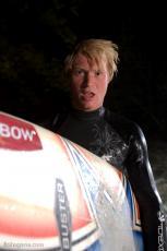 Gerry Schlegel: Eisbachsurfer und Wellenschlitzer