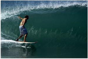 Thomas Lange, Tube in Costa Rica