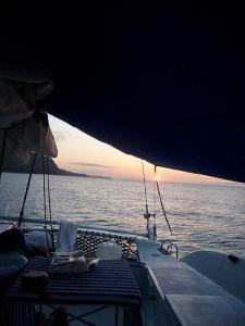 Sunset  auf Molokai