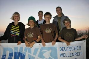Die DWV-Junioren