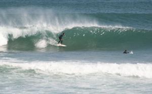 Lagide, Peniche, Portugal am Sonntag
