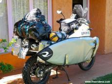 Freeride South America - Ein Surftrip auf dem Motorrad