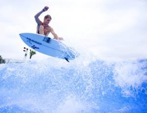 Surfer: Lukas Waning, Photo Björn Richie Lob