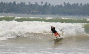 Surfer: Tommy, Foto: Garvey