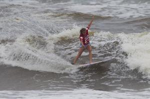 Surfer: Leila Hurst