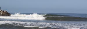 Guate surf: shoulder-high, glassy, barreling und alles fuer dich alleine