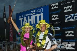 Adrian Buchan wins the Billabong Pro Tahiti_© ASP,Robertson