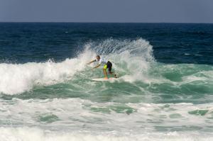 Surfer: Lenni Jensen